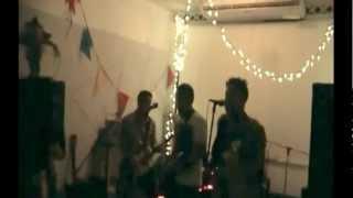 INDIO ROCK - LOS NADIE @ EL LOCAL  18/1/ 2013