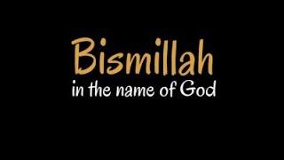 Bismillah Ya Allah (Lagu ke 31/131)