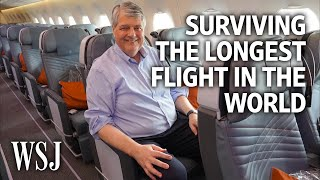 How to Survive the Longest Flight in the World width=