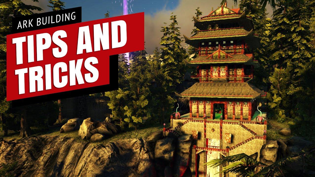 Aaron Longstaff - Ark: 10 Basic Building Tips & Tricks