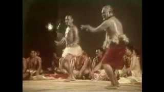 Western Samoa Teachers Cultural Group Taualuga