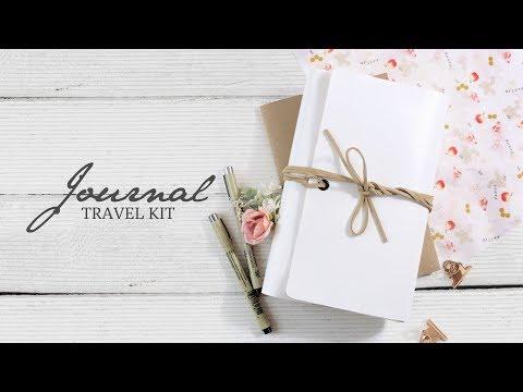 DIY Journal Kit | ft. Jordan Clark
