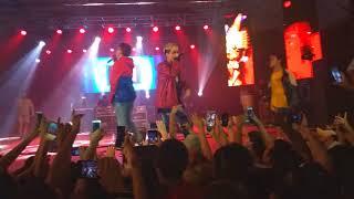 Rockstar - Duki (vivo) / Entrada / Anfiteatro La Falda (15/01/2018)