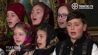 "Viata Parohiilor. Parohia ""Sf. Arh. Mihail si Gavriil"" - Bucsoaia, jud. Suceava (13 12 2017)"
