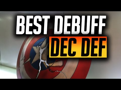 AOE Decrease Defence Champions Ranked! | Raid: Shadow Legends