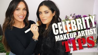 Celebrity Makeup Artist Mary Phillips Does My Makeup | Melissa Alatorre