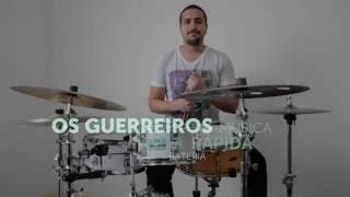 OS GUERREIROS -  Video Aula:  BATERIA - Spontaneo