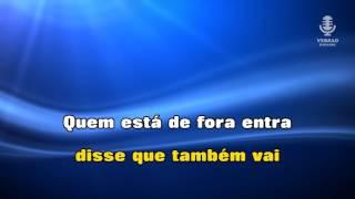 ♫ Karaoke HÁ BAILE NA ALDEIA - José Malhoa