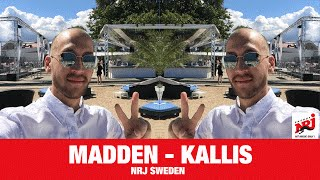"[INTERVJU] Madden - ""Svenska Ibiza"" - NRJ SWEDEN"