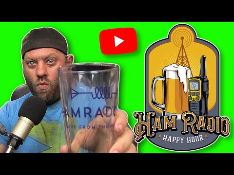 Ham Radio Happy Hour for October 2021