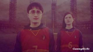 Harry and Ginny ~ I Can't Live Without You