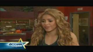 Shakira Wizads for Waverly Place