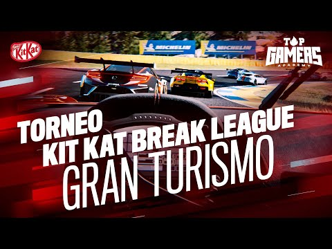TORNEO BREAK LEAGUE – GRAN TURISMO (26NOV) | TOP GAMERS ACADEMY