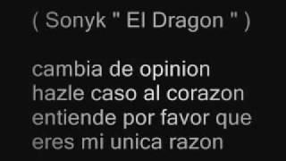 SONYK EL DRAGON FEAT MR BLADE - NO PUEDO