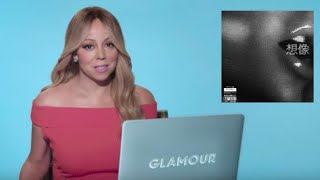 "Mariah Carey REACTS to Ariana Grande's ""Imagine"" WHISTLE NOTE"