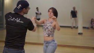 """Promise"" - Romeo Santos ft Usher - Sensual Bachata & Zouk Fusion Dance - Matthew & Haley"
