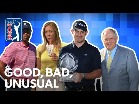 Tiger?s run, Cantlay?s premature fist pump and Bryson?s milkshake shoes