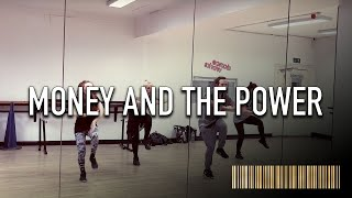 MONEY AND THE POWER - Kid Ink Dance ROUTINE Video - Brendon Hansford Choreography