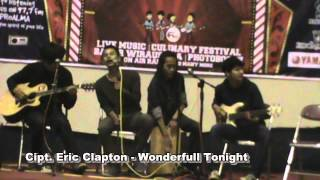 ASSA BAND Live Perform - Wonderfull Tonight (Eric Clapton)