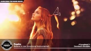 Feelo - Epic Guitar Emotional Rap Beat Hip Hop Instrumental 2015 - Believe in me