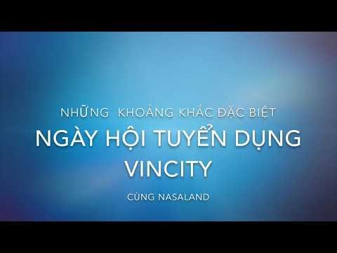 Hoành Tráng Ngày Hội Tuyển Dụng VinCity