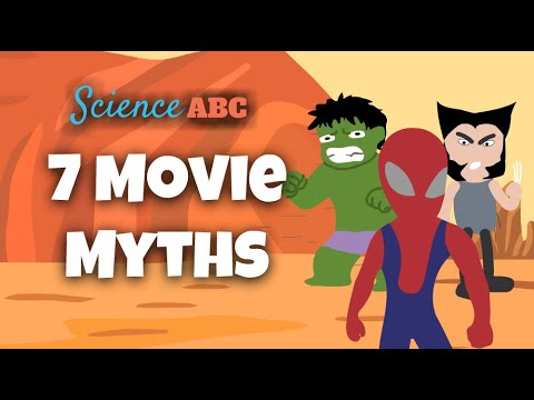 7 Scientifically Inaccurate Things They Show in Movies: Most Common Movie Mistakes and Myths