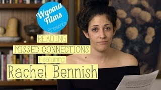 Reading Missed Connections - Boobie Grabbin Mister - Burning Man - Ep. 4 - Feat. Rachel Bennish