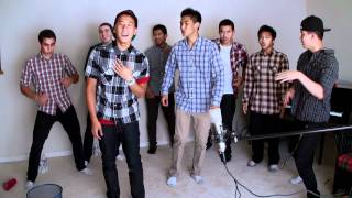 Yeah 3x by Chris Brown Cover (Acapella)