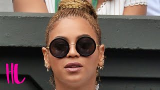 Beyonce Amazing Reaction To Serena Williams' Wimbledon Win - VIDEO