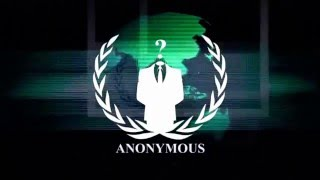 We are Anonymous. Expect us in 2016