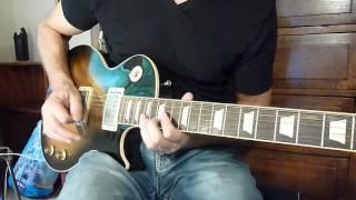 Metallica - Fade To Black intro solo cover