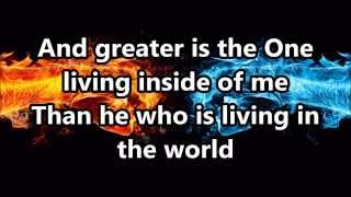 MercyMe - Greater Lyrics