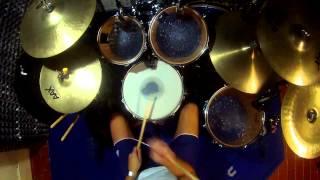 Trivium - Silence in the snow (Drum Cover) (Studio Quality)
