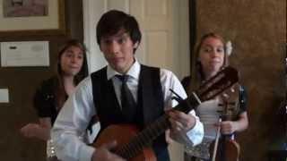 Bamboleo  Gypsy Kings cover by Castillo Kids Oct 20 2012
