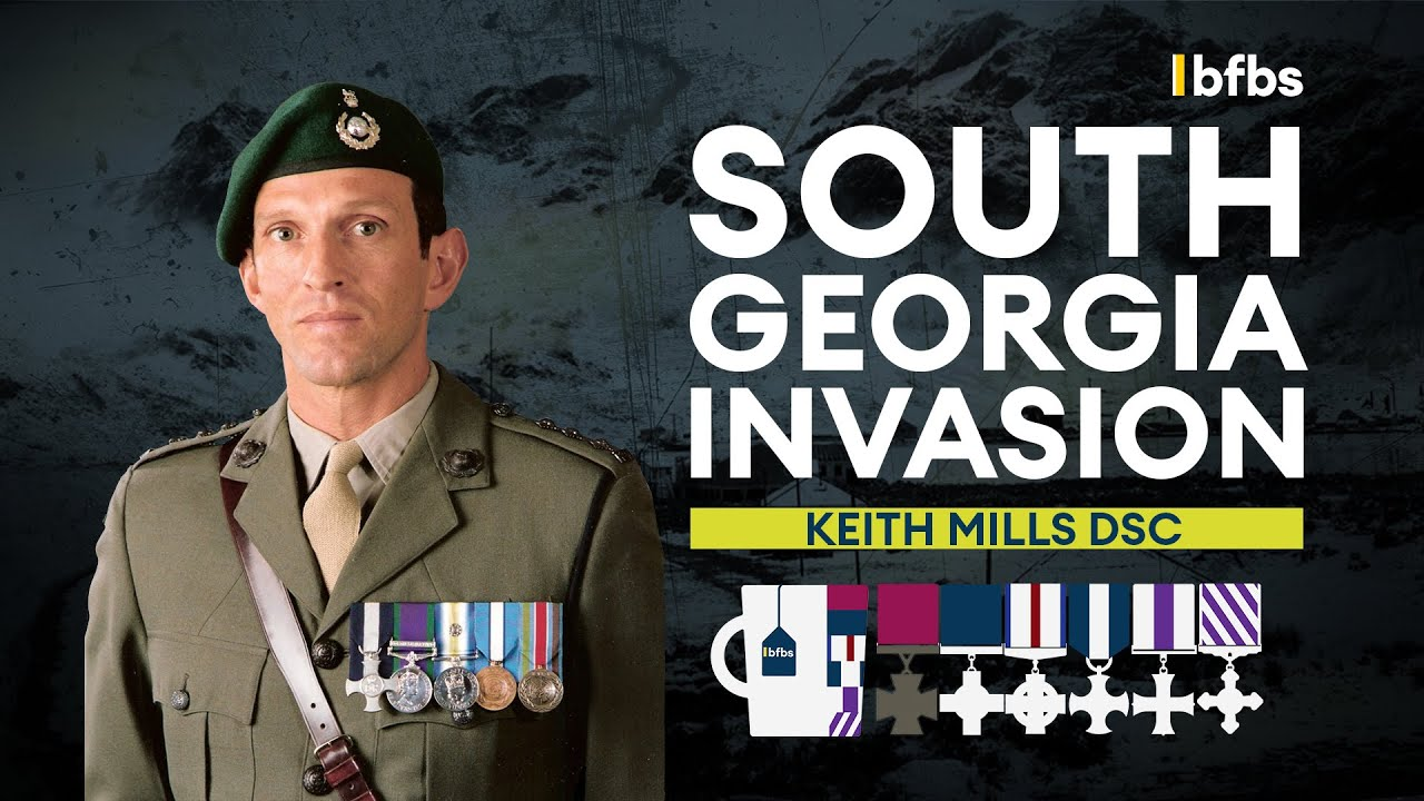 South Georgia: Royal Marines Fight Off An Invasion