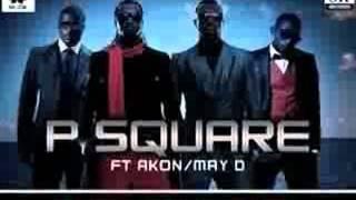 P-square ft Akon & Mr may-D - chop my money  Beat Remix Remaka