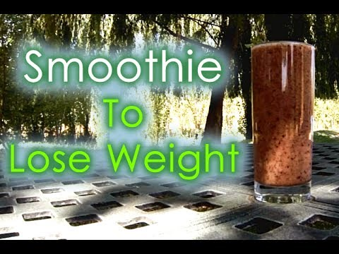 Tasty Detox Smoothie To Lose Weight
