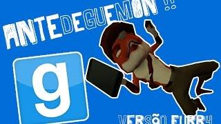 Trote Antedeguemon! - Versão Furry (Garry's Mod) - Pt Br