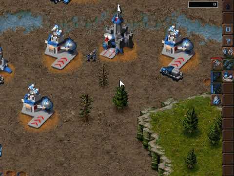 KKND: Krush Kill 'N Destroy (Survivors: Mission 5) (Beam Software) (MS-DOS) [1997] [PC Longplay]