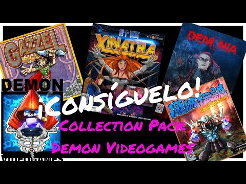 Zona Indie: Collection Pack Demon Videogames (PC Windows)