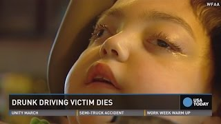 8-year-old dies of injuries from 2009 DWI crash