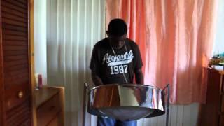Rihanna - Man Down (Steel Pan Cover)