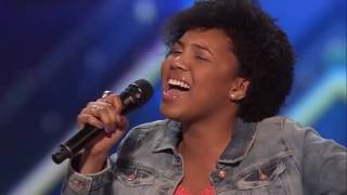 "Jayna Brown ""America's Got Talent 2016"" Audition Video: Watch Homeless Teen Singer"