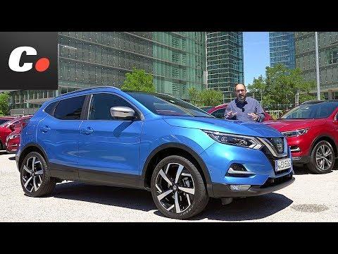 Nissan Qashqai y X-Trail (Rogue) 2017 SUV | Primera prueba / Test / Review en español | Coches.net