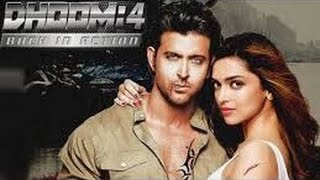 DHOOM  4 Trailer Official