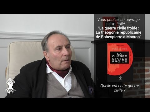 nouvel ordre mondial | « La guerre civile froide » : Entretien avec Jean-Michel Vernochet