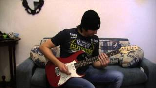 Three Days Grace – Human Race (Guitar cover) part1