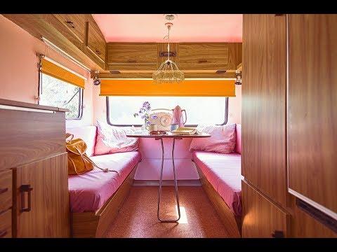 Avsnitt 2 -  Emma Sundh renoverar sin husvagn från 70-talet