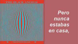 The Black Angels - Telephone (Subtitulada)