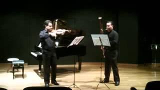 Invenção para violino e fagote